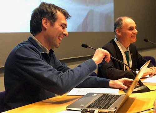 Carles Surià lecturer at the UPC